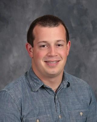 Mr. Nick Yochum, Fifth Grade